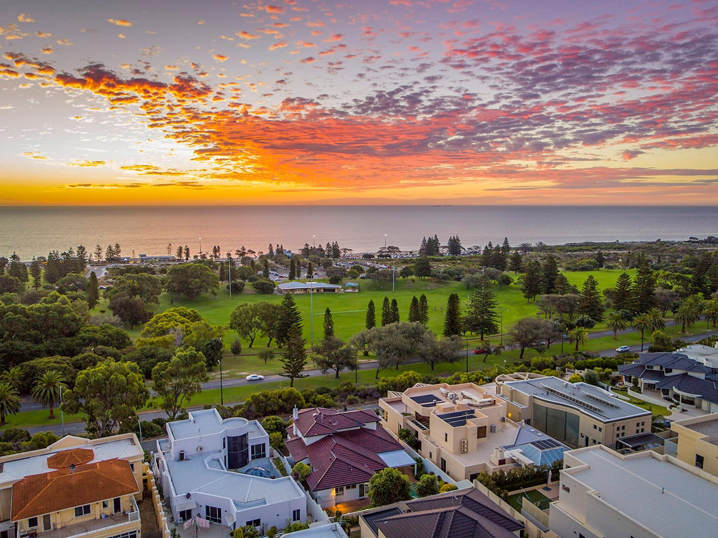 Real Estate Aerial Photography Perth